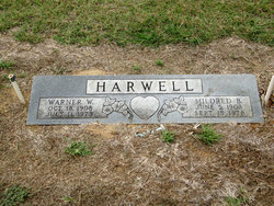Mildred Sis <i>Beal</i> Harwell