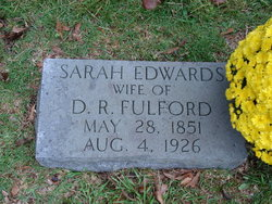 Sarah Elizabeth <i>Edwards</i> Fulford