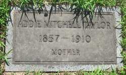 Addie <i>Mitchell</i> Taylor