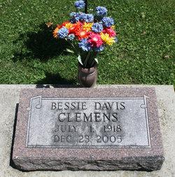 Bessie Davis Clemens