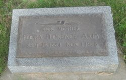 Flora Florence <i>Aurand</i> Akey