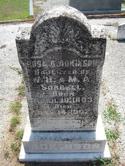 Rosa A <i>Sorrell</i> Adkinson