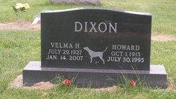 Velma H. <i>Henry</i> Dixon