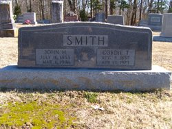 Cordie T. Smith