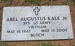 Spec Abel Augustus Butch Kale, Jr
