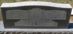 Oma Lee Steele <i>Davis</i> Lewis