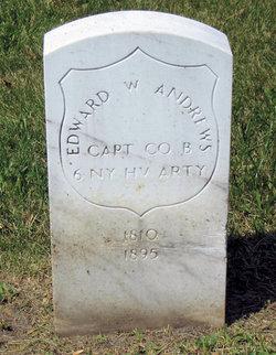 Edward W Andrews