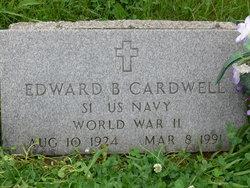 Edward Bailey Buck Cardwell