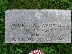 Emmett Aaron Pete Cardwell