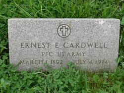 Ernest Edward Ed Cardwell