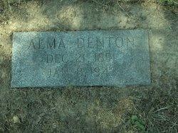 Alma Denton
