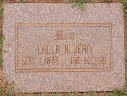 Lalla R <i>Burks</i> Jean