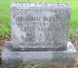 Ella Mae <i>Hopkins</i> Barnette