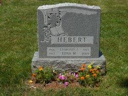 Edmond J Hebert