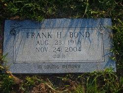 Frank Howard Bond