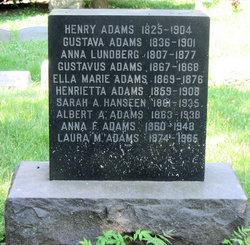 Anna F Adams
