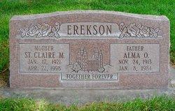 St. Claire Geneva Jenny <i>Meredith</i> Erekson