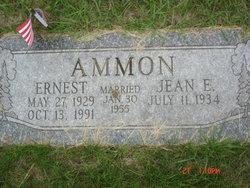 Ernest Ammon