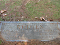 Carrie <i>Durrette</i> Wooten