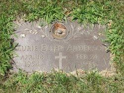 Laurie Ellen Anderson