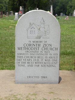 Corinth Zion Methodist Church Cemetery