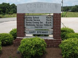 Corinth Missionary Baptist Church Cemetery