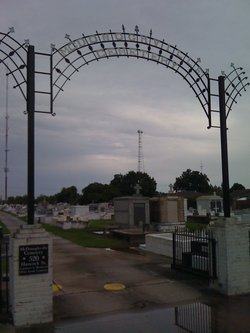 McDonoghville Cemetery