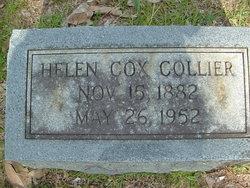 Helen <i>Cox</i> Collier
