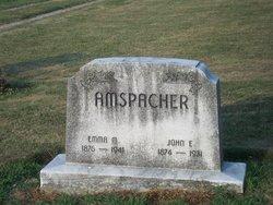 Emma Missouri <i>Riffle</i> Amspacher