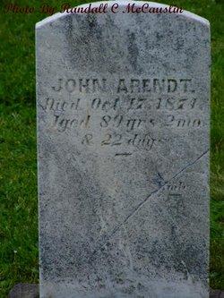 John Arendt