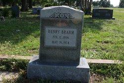 Henry Brahm