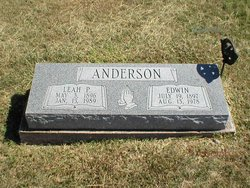 Lelia P Leah <i>Naylor</i> Anderson