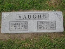 Warren Potter Vaughn