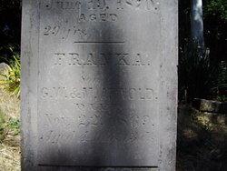 Frank A. Arnold