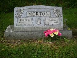 Hazel <i>Cornett</i> Morton