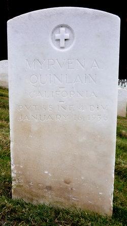 Myrven A Quinlain