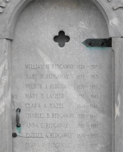 Mary M. Ridgaway