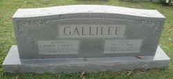 Marie <i>Enniss</i> Gallilee