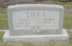 Annie Elizabeth <i>Martin</i> Shea