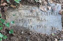 Anna <i>Wilson</i> Crabtree