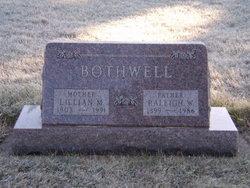 Raleigh Walter Bothwell