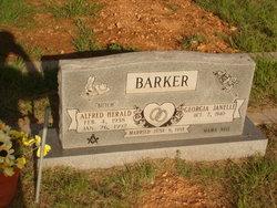 Alfred Herald Butch Barker