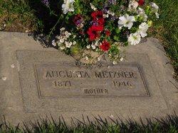 Augusta <i>Poppentein</i> Metzner