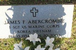 James F Abercrombie