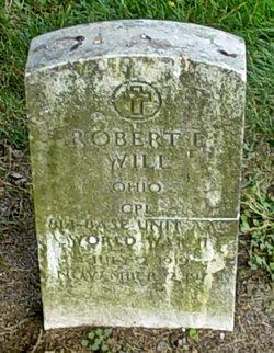 Corp Robert E. Will