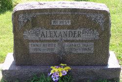 Emma Myrtle Alexander