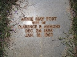 Annie Mae <i>Fort</i> Ammons