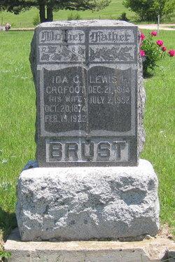 Ida C <i>Crofoot</i> Brust