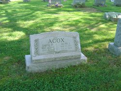 David H Acox