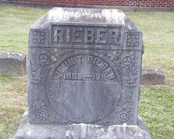 John T Rieber